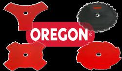 Ножі для мотокос і кущорізів від Oregon