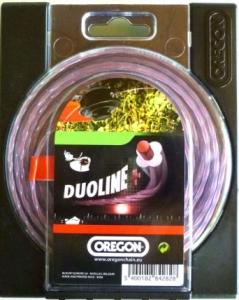 518776 Oregon жилка для косіння Duoline plus 3 х 15 м