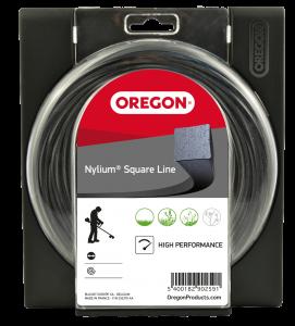 109521E Oregon жилка для косіння Nylium Square 2,4 х 60 м